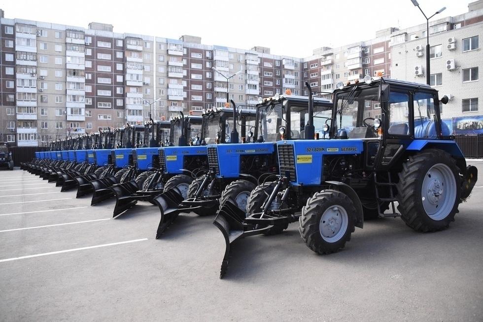 Планы развития Минского тракторного завода на 2020 год