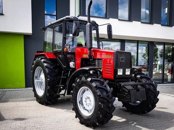 трактор беларус мтз 1221